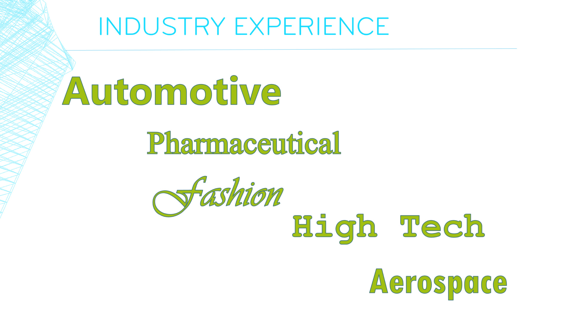 Industry experience - iflux GmbH